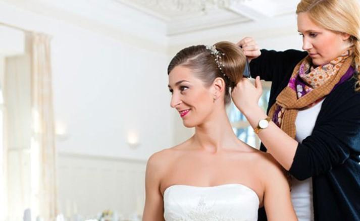 بروفا العروس
