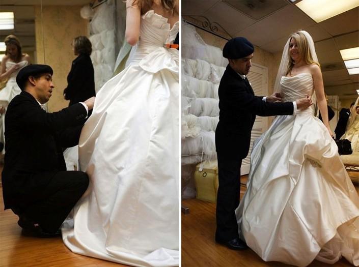 كيف أختار فستان الزفاف المناسب لي