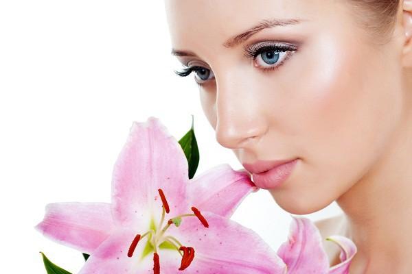 معالجة المشاكل الجلدية