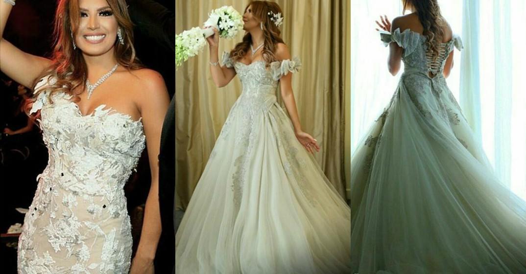 5371346c31554 احصلي أنت أيضاً على فستان زفافك الخاص في السعودية