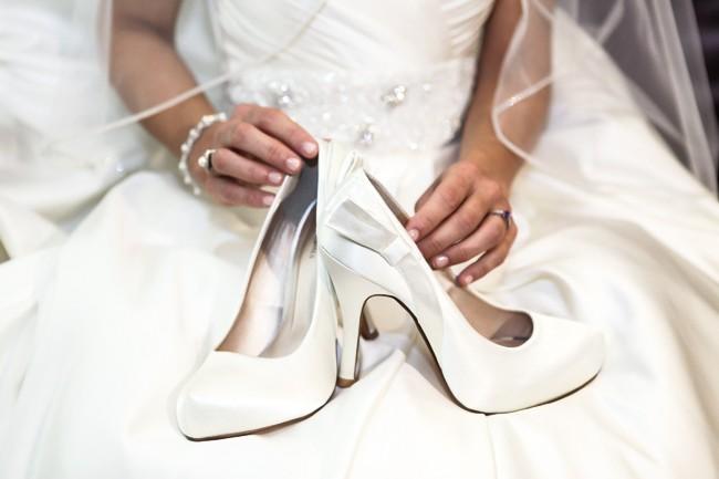 تصميم فستان الزفاف