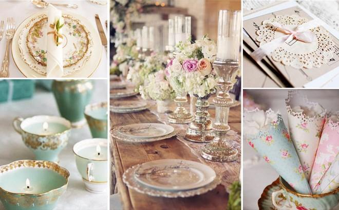 حفل زفاف vintage