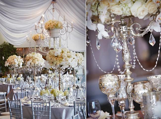 أضواء حفل الزفاف