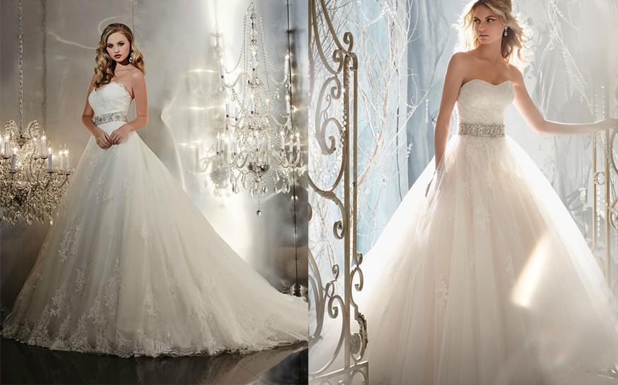 فستان الزفاف الملكي