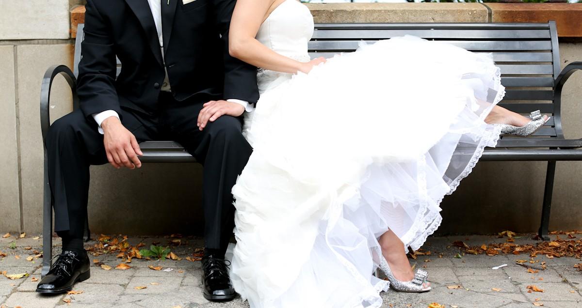 كيف أختار حذاء مريح لحفل زفافي