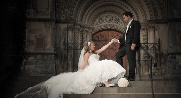 كيفية التقاط أجمل الصور لحفلات الزفاف