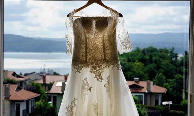 فستان زفافك
