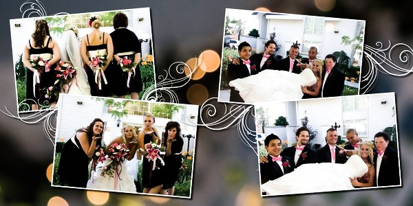 مدة التصوير في الزفاف