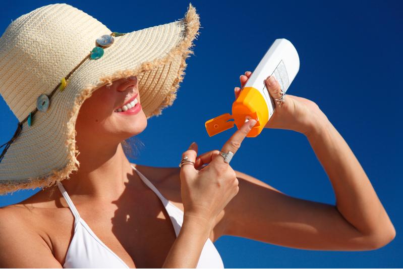 كيفية حماية البشرة من الشمس