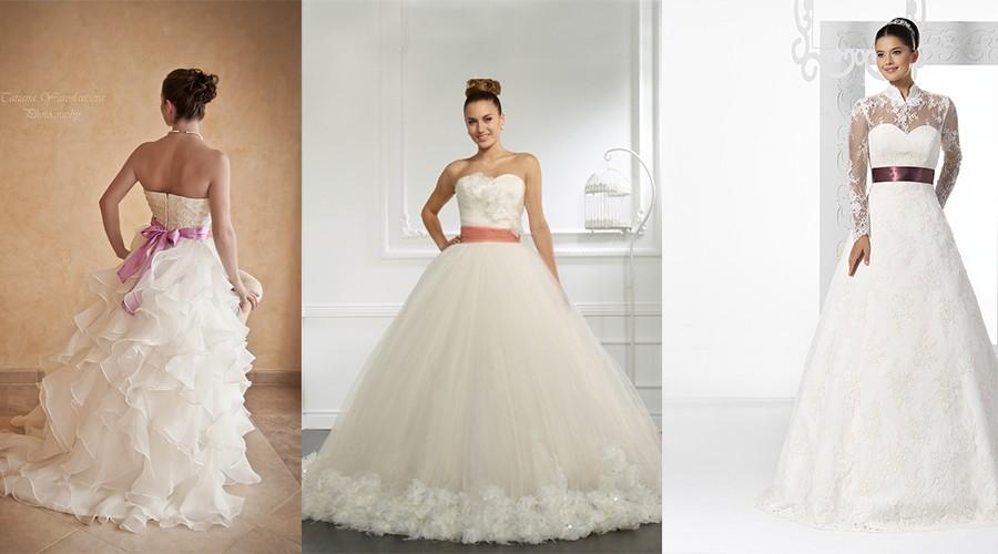 أشكال أحزمة العروس