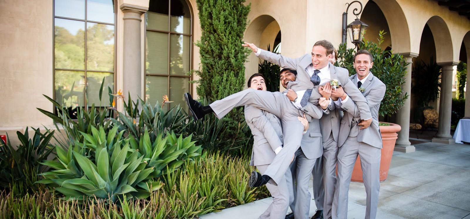 واجبات العريس قبل حفل الزفاف