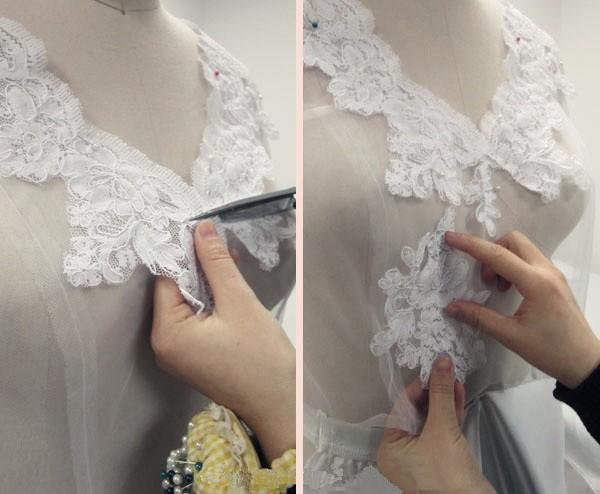 أجمل فساتين العروس