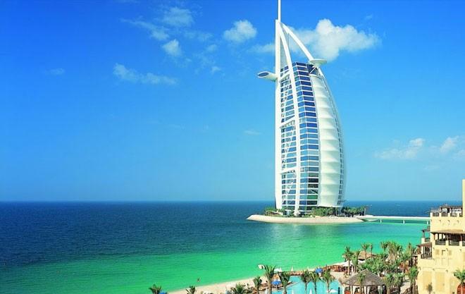 أعلى ناطحة سحاب في دبي