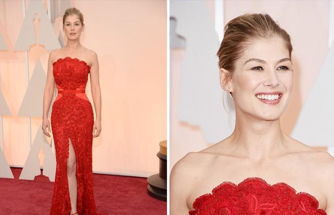 أورع الفساتين الحمراء
