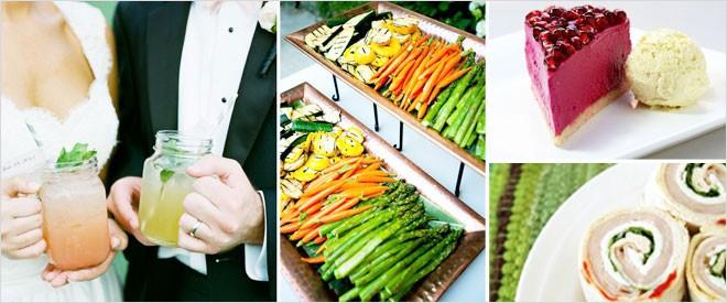 طعام لا يجب تقديمه في حفلات الزفاف