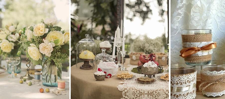 كيفية تقديم الطعام في حفلات الزفاف