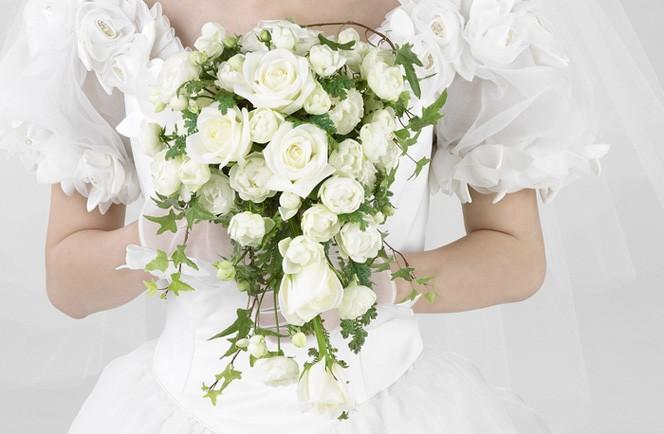 أزهار الزفاف