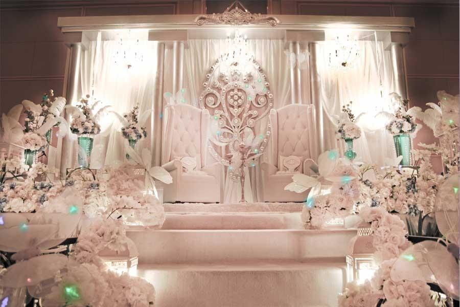 كوشة العرس