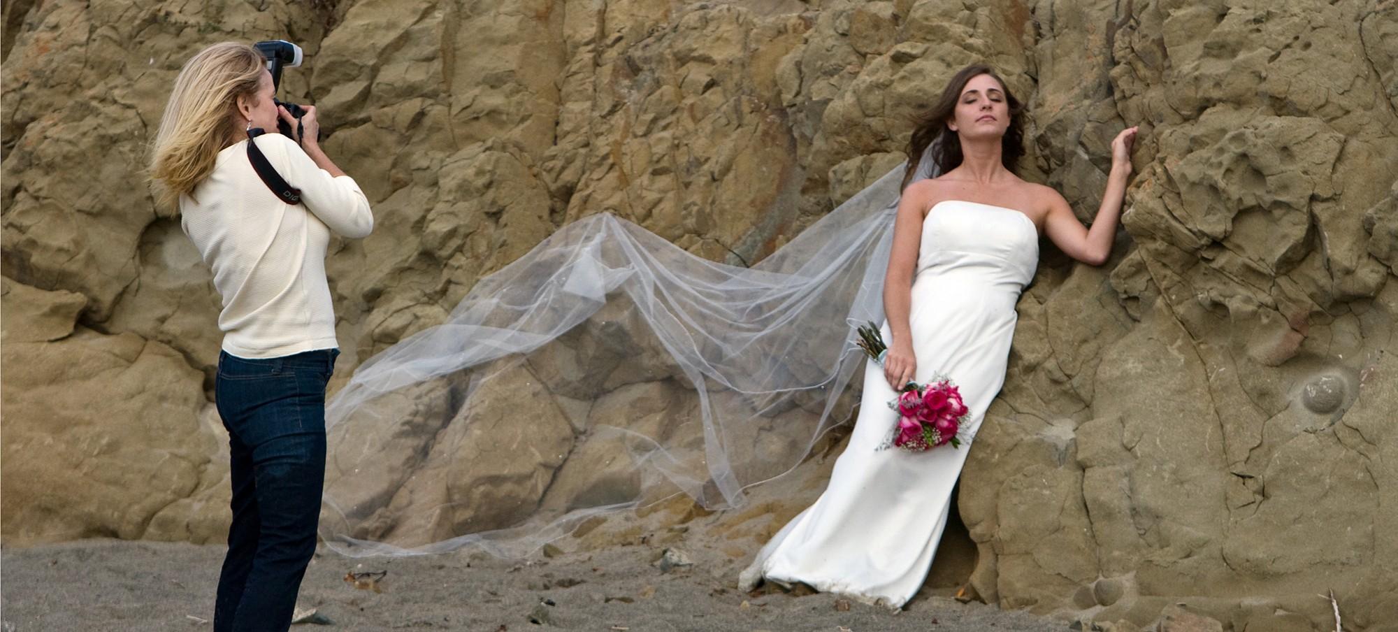 أفكار مميزة لصور حفلات الزفاف