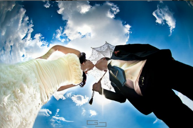 تصوير تفاصيل حفل الزفاف