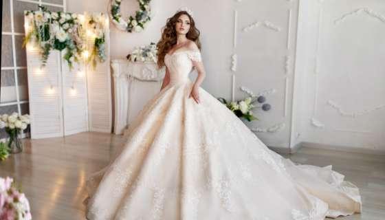 محلات فساتين الزفاف
