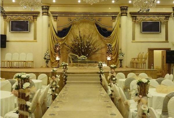 قاعة ليلة عمر للاحتفالات