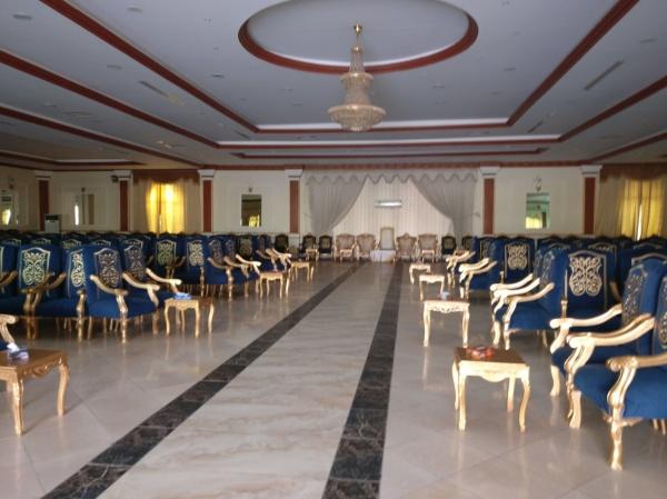 قاعة درة العروس للاحتفالات