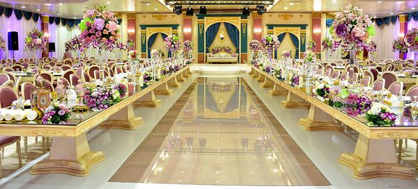 قاعة الاندلس للاحتفالات - الدمام