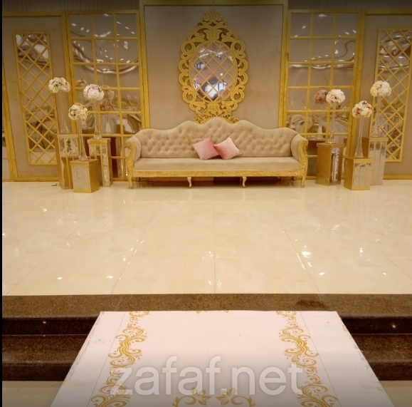قاعة القصر الملكي - الدمام