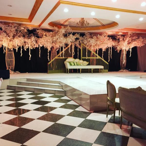 قاعة الحسناء - الدمام