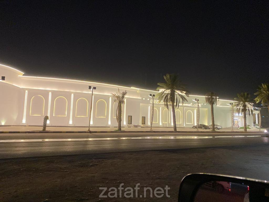 قصر صدر المنصة للاحتفالات
