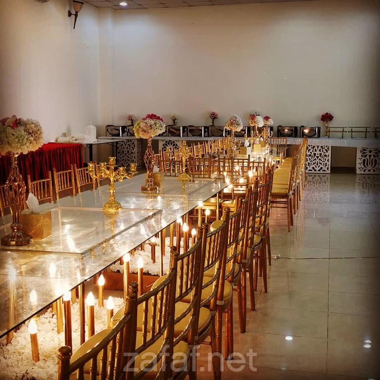 قاعة كرستال للاحتفالات