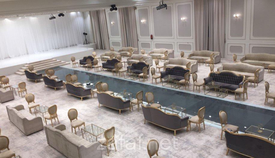 قصر الجلسان للأحتفالات