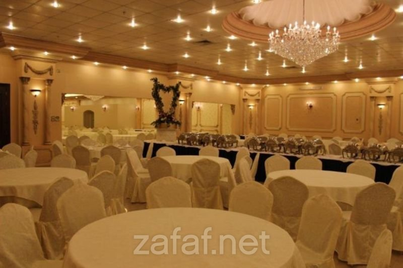 قاعة التاج للاحتفالات