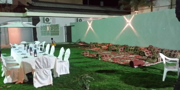 استراحة النيلوفر للاحتفالات والمناسبات