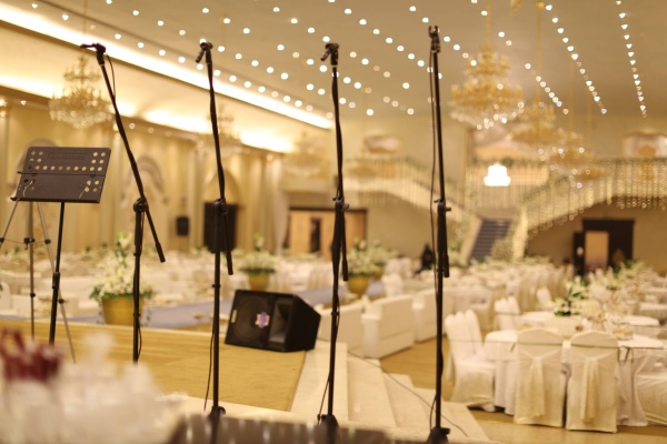قاعة رويال الملكية جدة