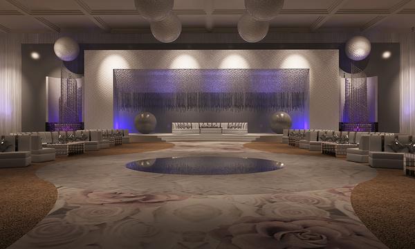 قاعة الخزامى للمناسبات والمؤتمرات