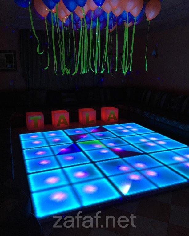 المركاز لتنظيم الحفلات