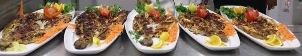 مطعم بحريات الدمام