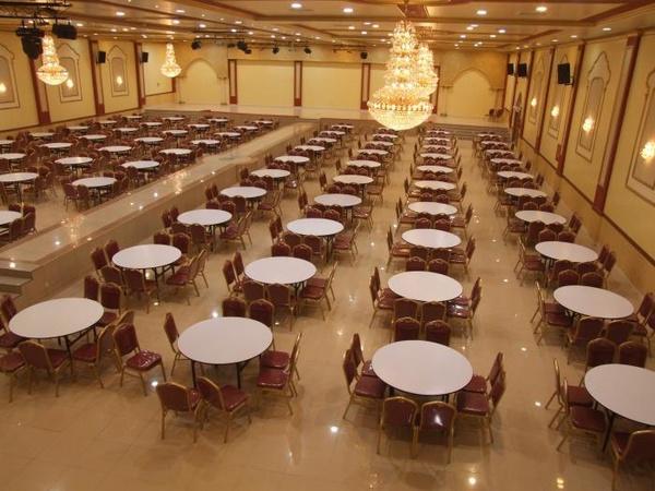 قصر المملكة للحفلات - الاحساء
