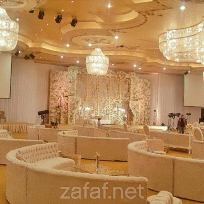 قاعة قصر الرياض