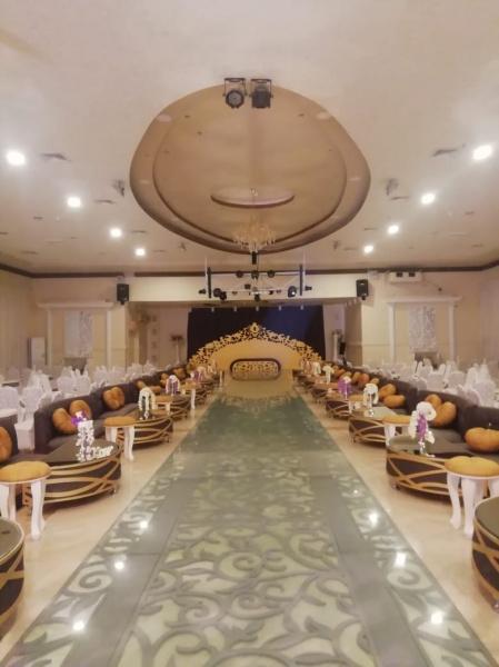 قاعة الجليلة للأحتفالات والمؤتمرات