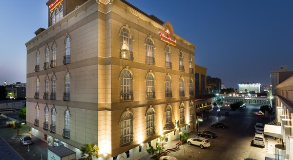 فندق واجنحة هوثورن الخبر