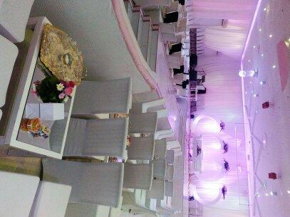 قاعة حلات الورد للمناسبات