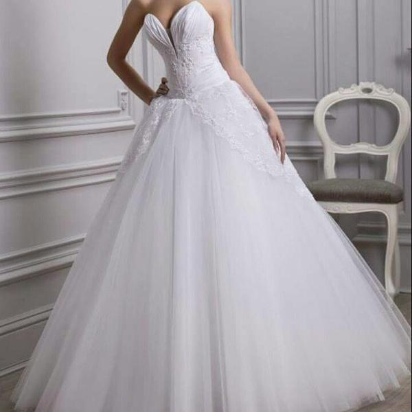 عروسة جدة لفساتين الافراح