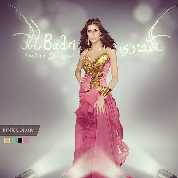 المصمم أحمد البدري