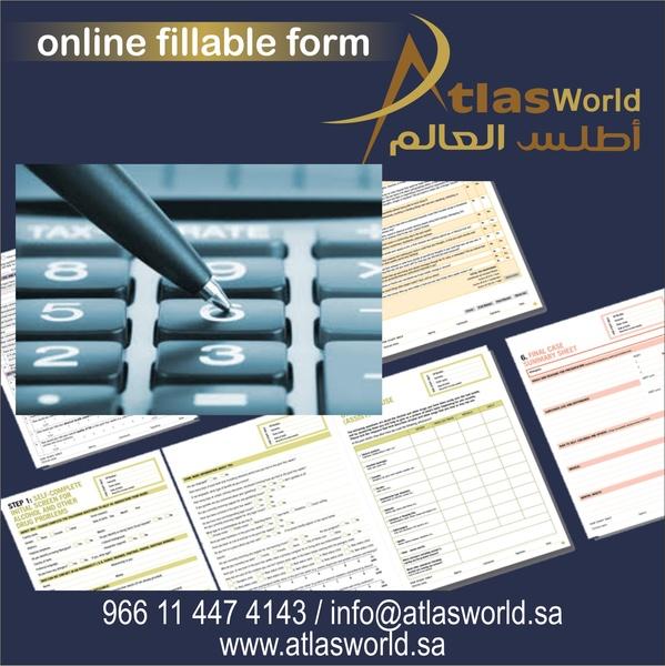 مطابع أطلس العالم