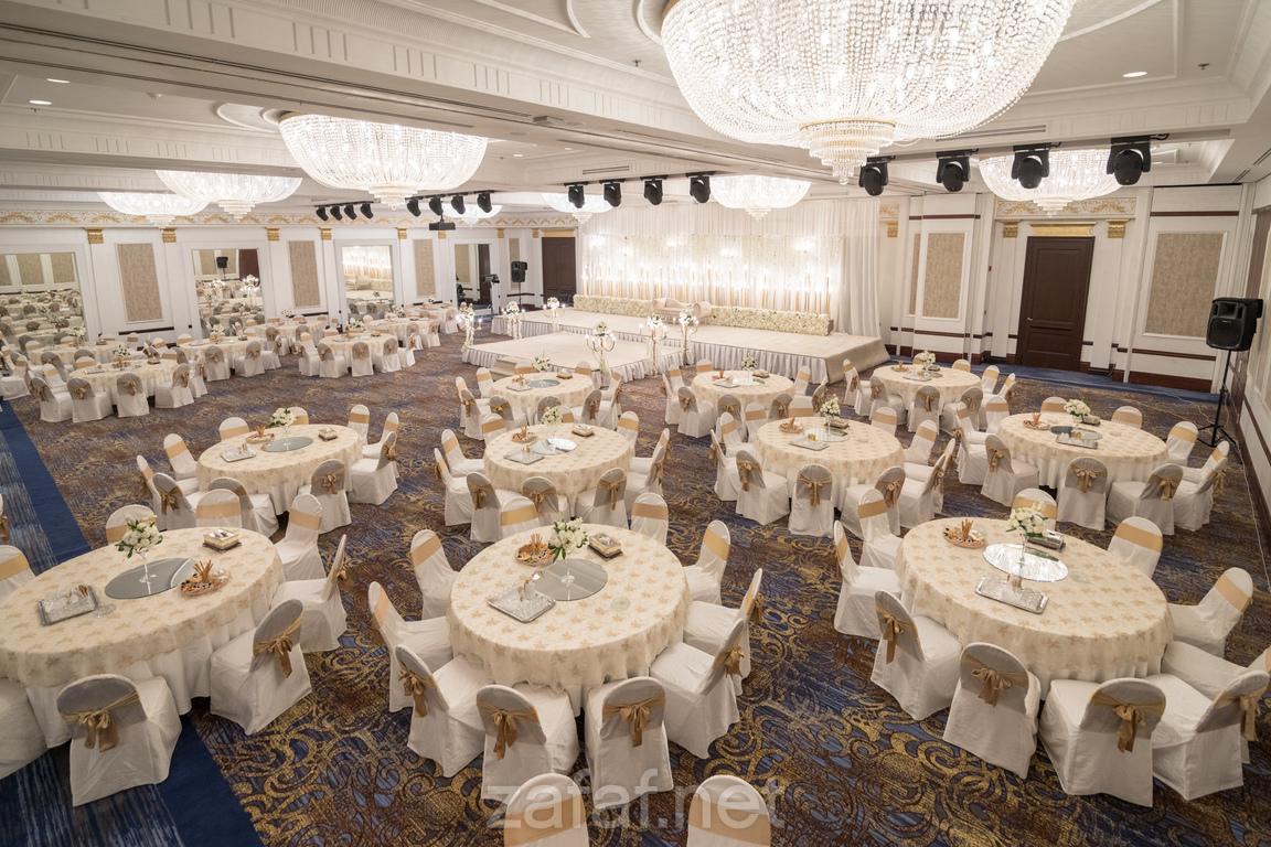 فندق كراون بلازا - قاعة كريستال
