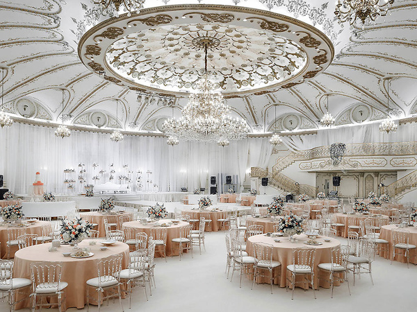 فندق سوفيتل جدة كورنيش - قاعة دنيتي