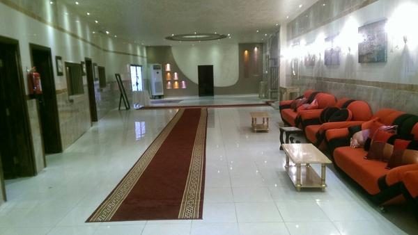 قاعة المملكة بمكه